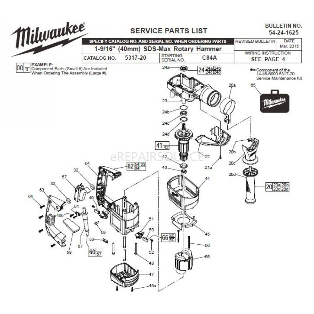 milwaukee switch wiring diagram