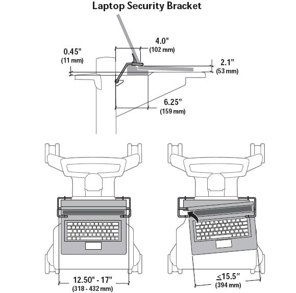 laptop key diagram