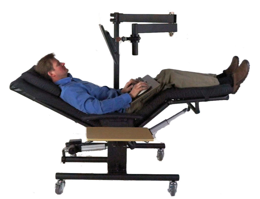 Picture zero gravity recliner