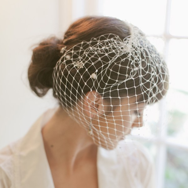birdcage veil, retro cage veil, wedding veil, blusher veil, accessory