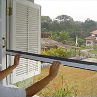 Telas de proteção - Saúde e prevenção contra o Aedes Aegypti