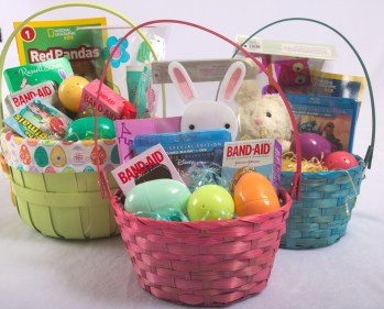 The Three Easter Baskets