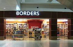 Bye-bye, Borders!