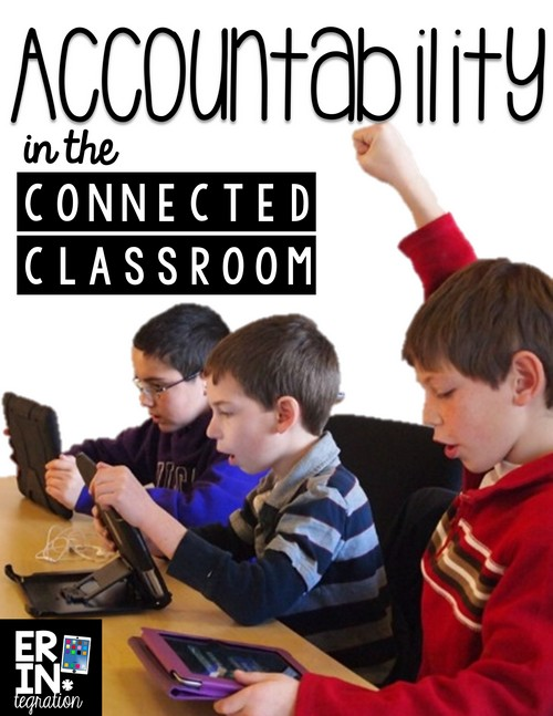 holding students accountable when using technology in the classroom