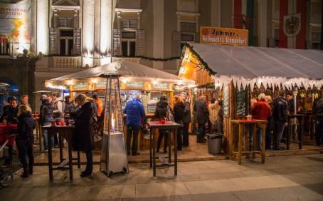 Jammer's Glühweinstand. Foto: pixelpoint