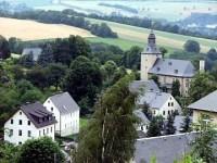 Ortsbeschreibung Zschopau OT Krumhermersdorf im Erzgebirge