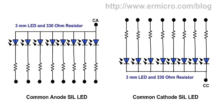atmel microcontroller easy er circuit