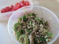 Sommer-Rezept fr gesundes Essen zum Mitnehmen ...