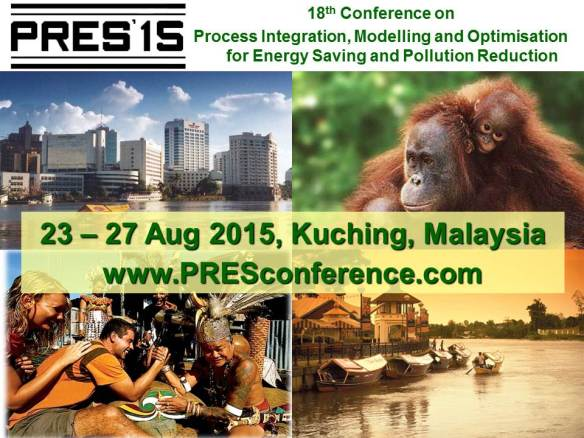 PRES'15 Promotion Slide