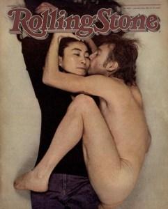 JohnLennonopRollingStone
