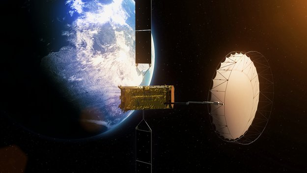 3d Space Phone Wallpaper Overview Alphasat Telecommunications Amp Integrated