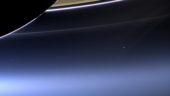 Wallpaper Future Hd Space In Images 2013 07 Cassini S Pale Blue Dot