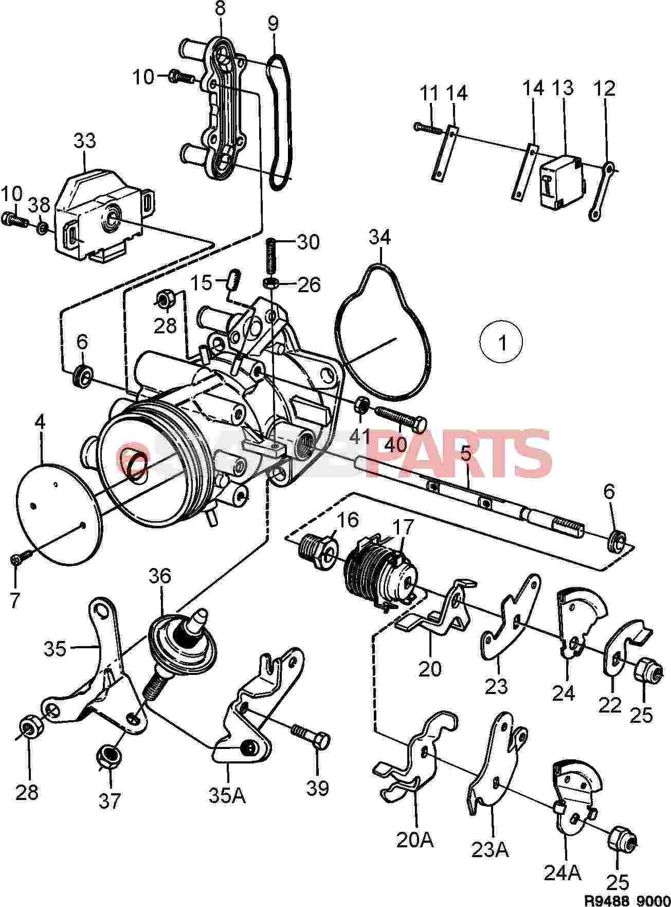 saab 900 ignition wiring diagram picture