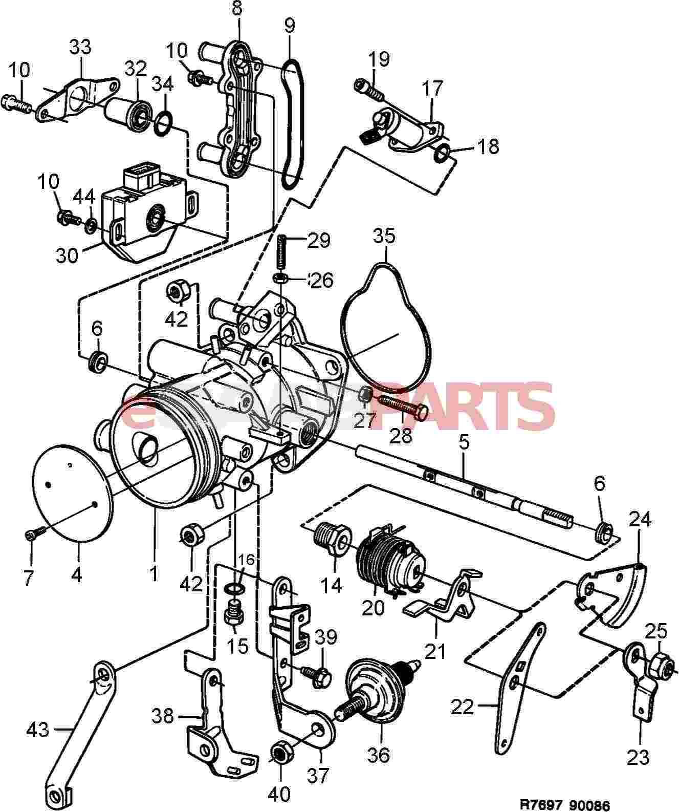volvo 740 tail light wiring diagram