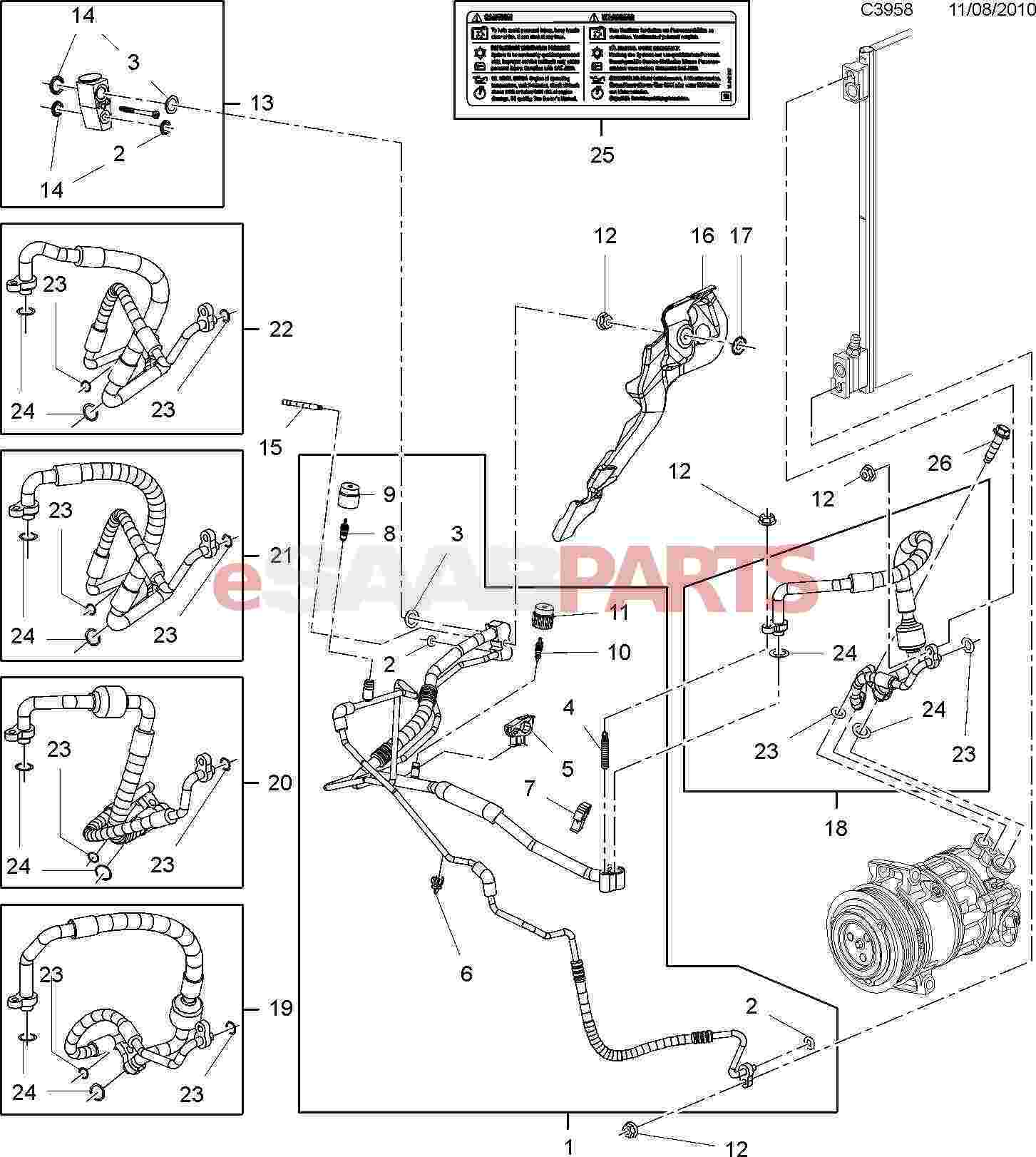ac wiring diagrams 2000 ford mustang