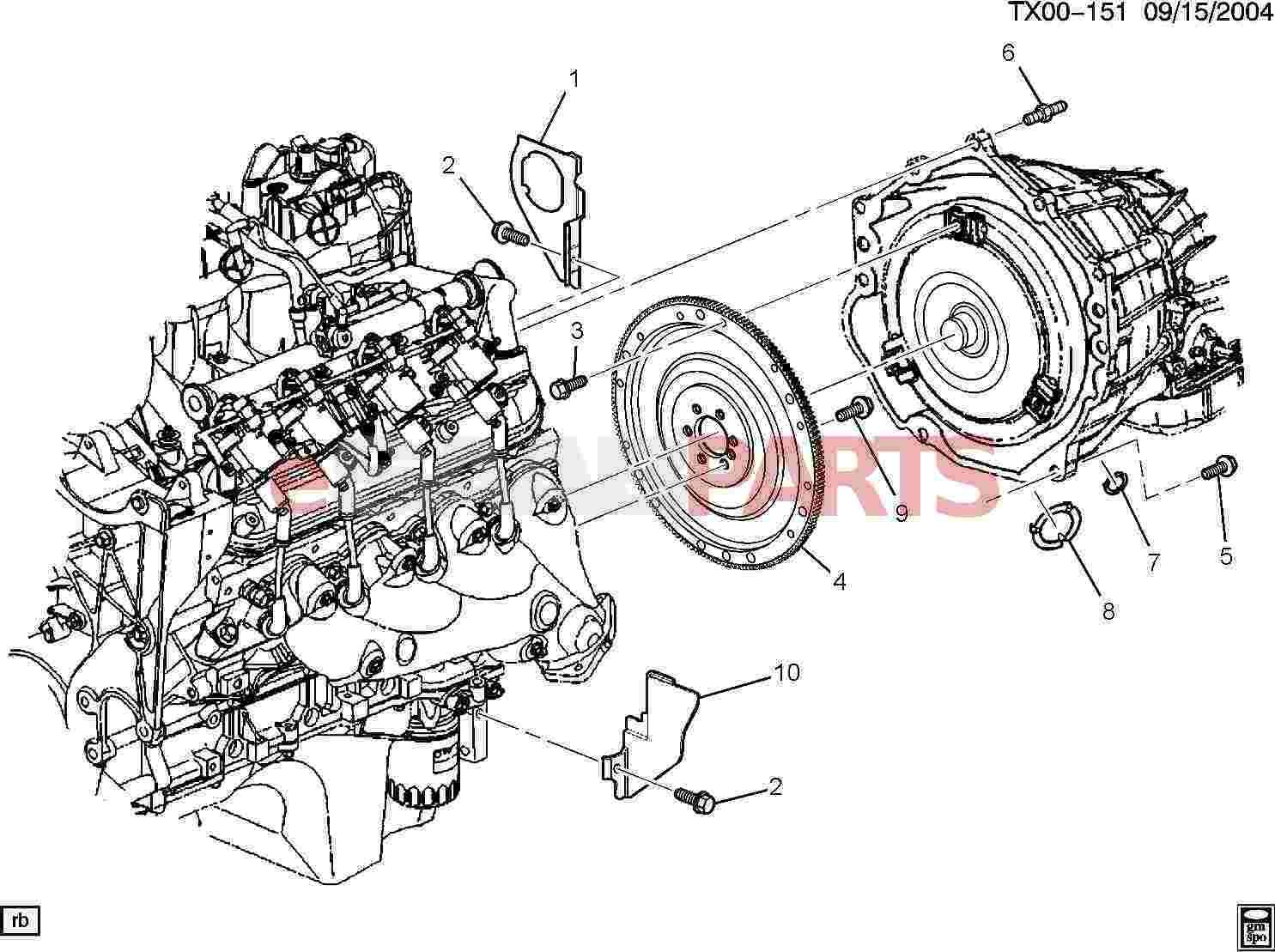 2005 saab 9 7x engine diagram