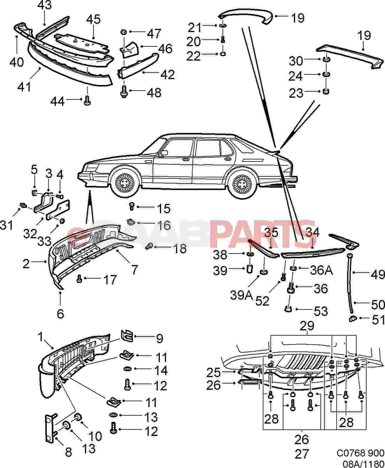 saab 900 engine diagram saab circuit diagrams