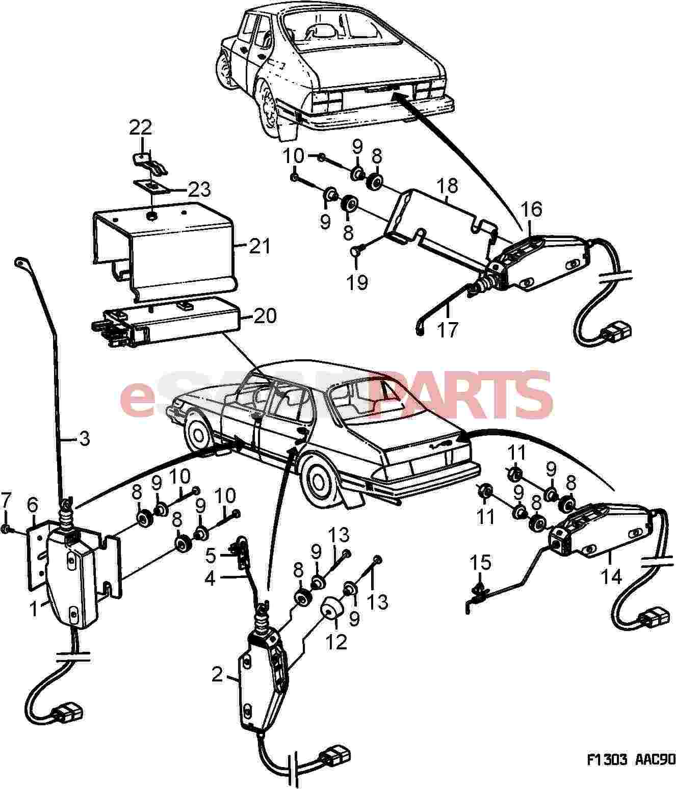 toyota mr2 roadster fuse box diagram
