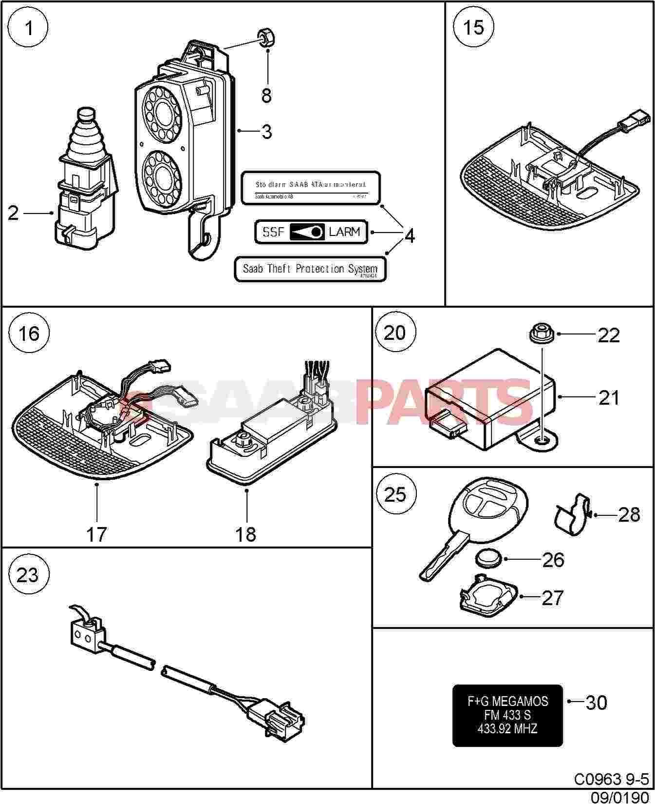 saab 9 3 workshop wiring diagram