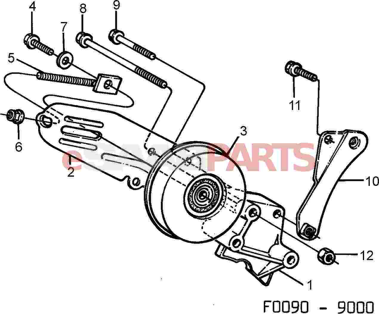 2002 saab 9 3 engine diagram