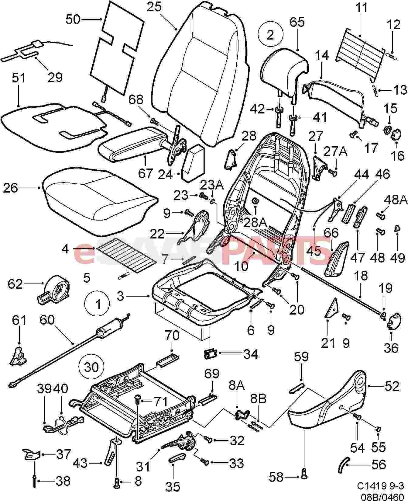 saab 93 convertible roof wiring diagram