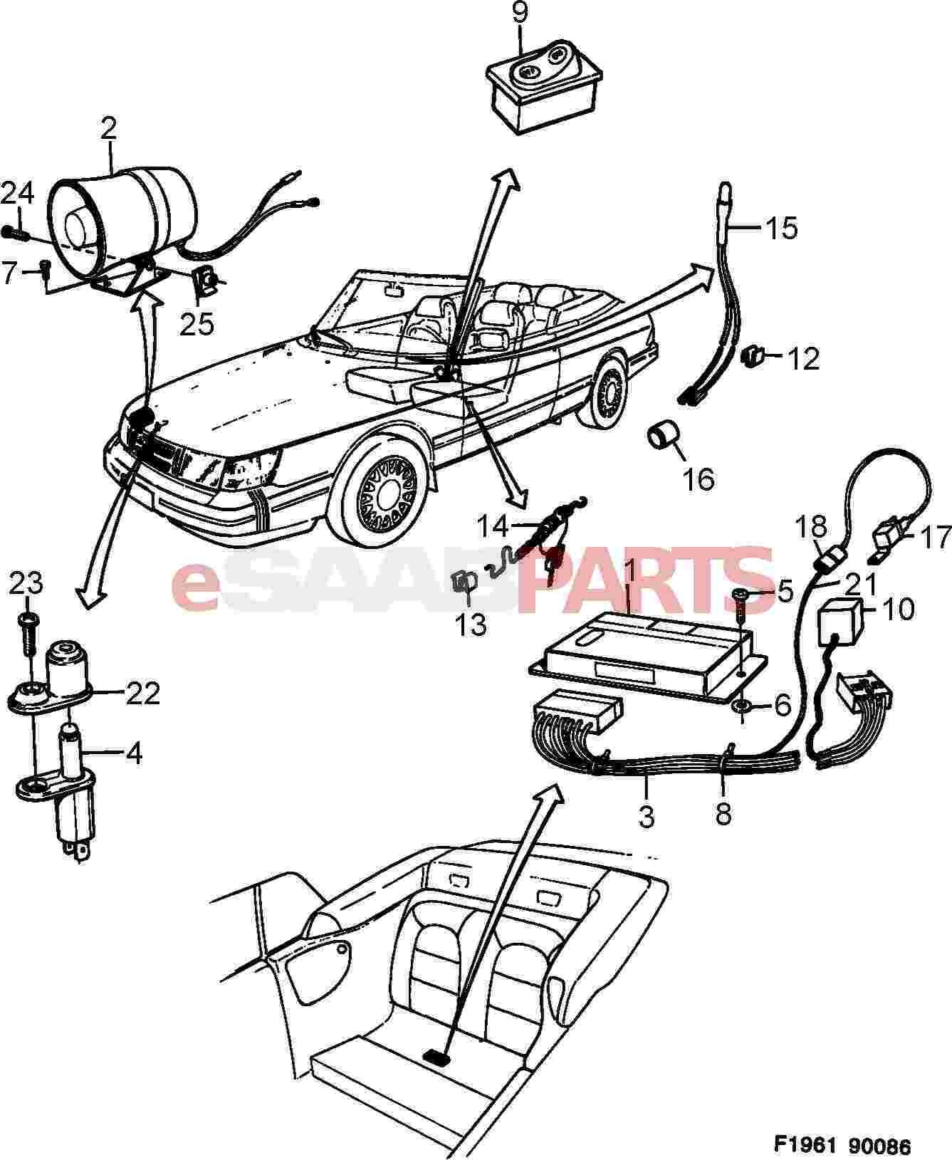 saab 9 3 convertible problems