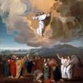 o que é ascensão de cristo, vitória sobre a morte, céus