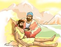 parábola, explicando as parábolas, Jesus Cristo, bom samaritano