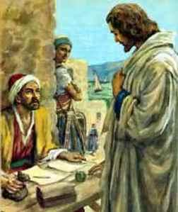 3 atitudes imprescindíveis diante do chamado de Cristo - O chamado e vocação de Mateus