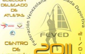 Elección Delegado de Atletas 2011