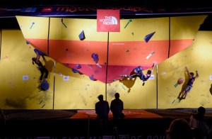 Final The North Face Master de Bouldering Chile