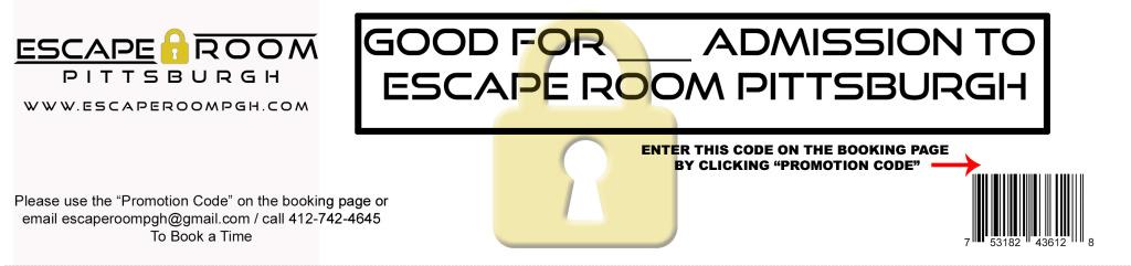 gift-certificates \u2013 Escape Room Pittsburgh