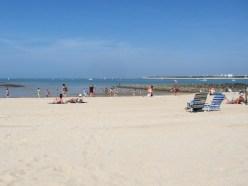 Plage des Minimes, La Rochelle