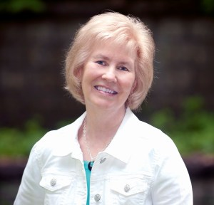 Mary Ellen Hughes author pic