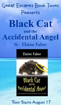 black cat SMALL BANNER