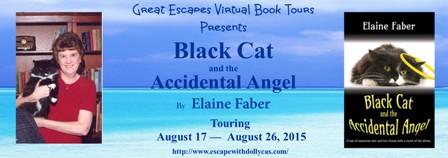 black cat accidental angel large banner4482