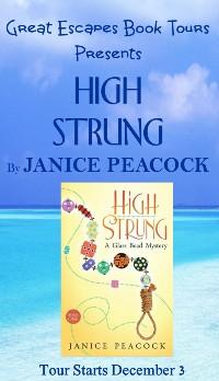 HIGH STRUNG small banner