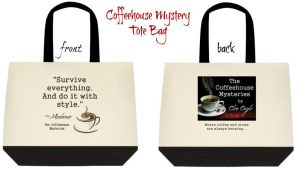 Coffeehouse-Tote-Bag