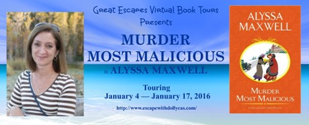 MURDER MOST MALICIOUS large banner448