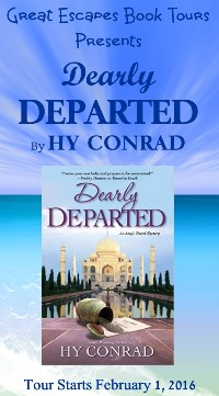 DEARLY DEPARTED small banner
