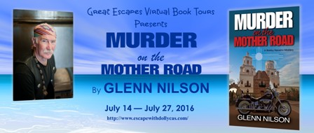 murder on the mother road large banner448