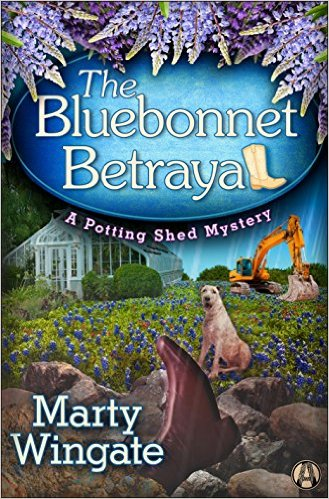 BLUEBONNET BETRAYAL