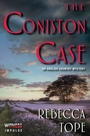 The Coniston Case Cover