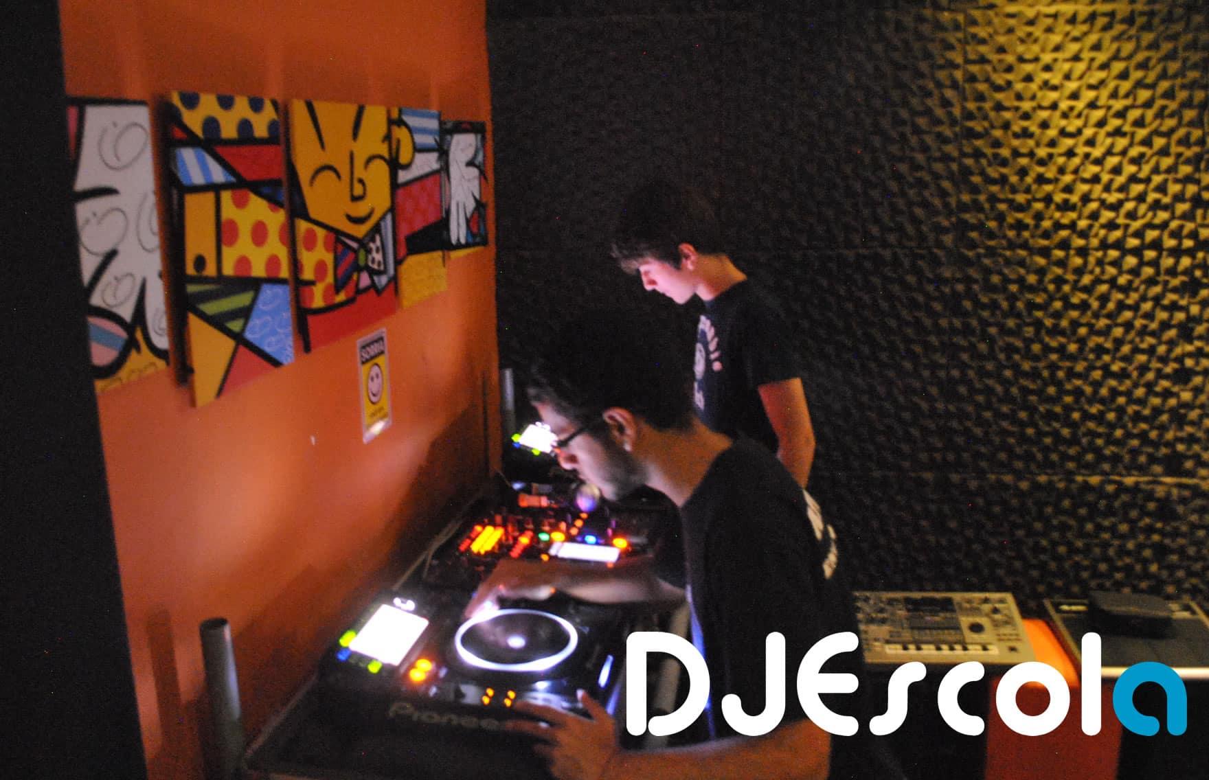 Curso de DJ no Rio de Janeiro