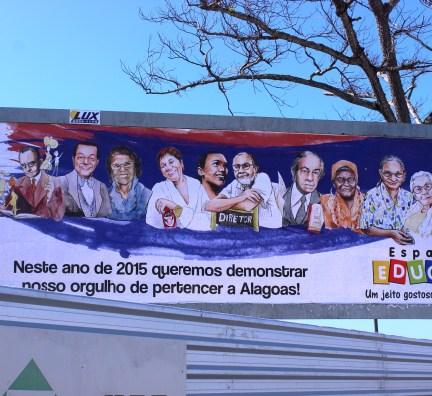 Campanha nas ruas!
