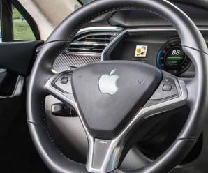 Apple admite que está trabalhando em automação de carros