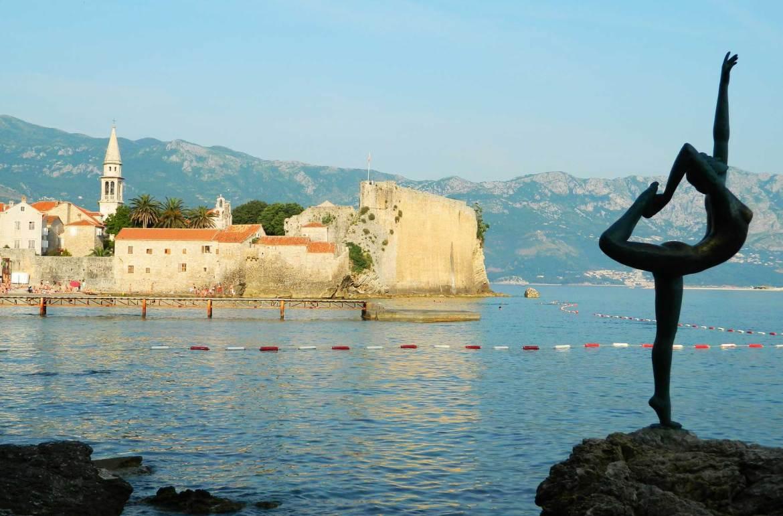 Atrações de Montenegro - Cidade de Budva