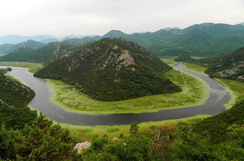 Atrações de Montenegro - Lago Skadar