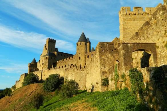 Cidades medievais imperdíveis - Carcassonne (França)