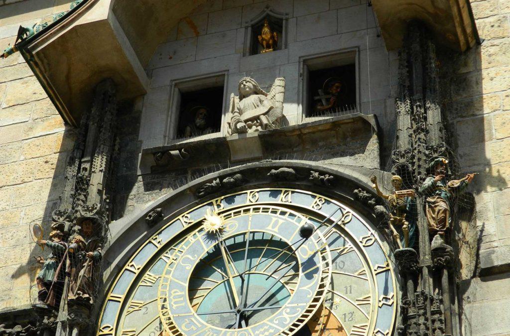 Decepções de viagem - Relógio Astronômico de Praga (República Tcheca)
